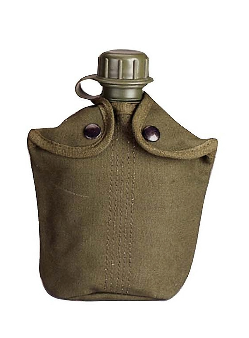 a4d484c31 Heavy Weight Canvas Canteen Cover - View. Hover over image to zoom