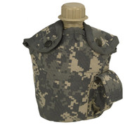 G.I. Style Nylon Army Digital Camo Canteen Covers