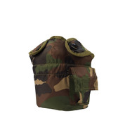 Nylon Camouflage Canteen Covers - View
