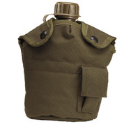 Enhanced OD Nylon 1qt. Canteen Cover - View