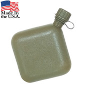 G.I. Olive Drab Bladder Canteen - USA View