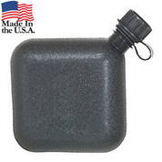 G.I. Black 2 Quart Bladder Canteen - USA View