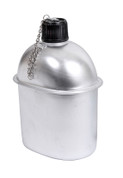 Military Style Aluminum Canteens - View