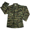 Vintage Vietnam Style Tigerstripe Jungle Jacket - Full View
