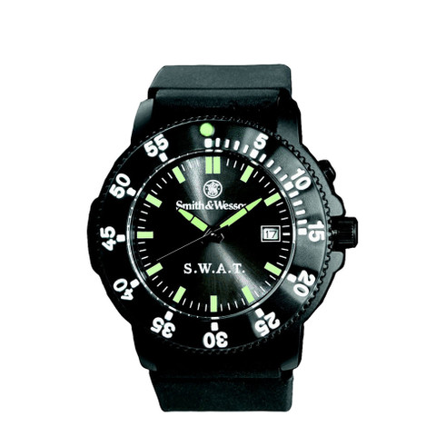 Smith & Wesson S.W.A.T. Watch - View