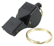 Fox 40 Pealess Classic Safety Whistle - Black