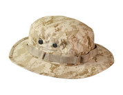 Marines Desert Camo Boonie Hat - Full View