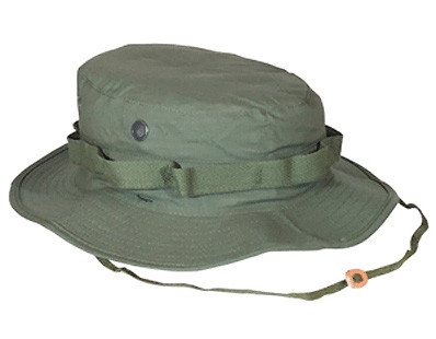 e386ea7d7b995 Shop Olive Drab Ripstop Cotton Boonie Hats - Fatigues Army Navy Gear