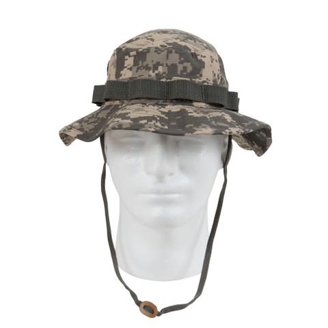 Shop Military ACU Digital Camouflage Boonie Hat - Fatigues Army Navy ... 86dec73f3d4