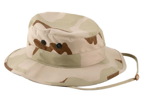 a29b4b95961c1 Shop 3 Color Desert Camouflage Military Boonie Hats - Fatigues Army Navy  Gear