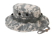 ACU Digital Camo Boonie Hat - Full View