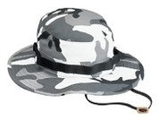 Urban City Camo Military Boonie Hat - View