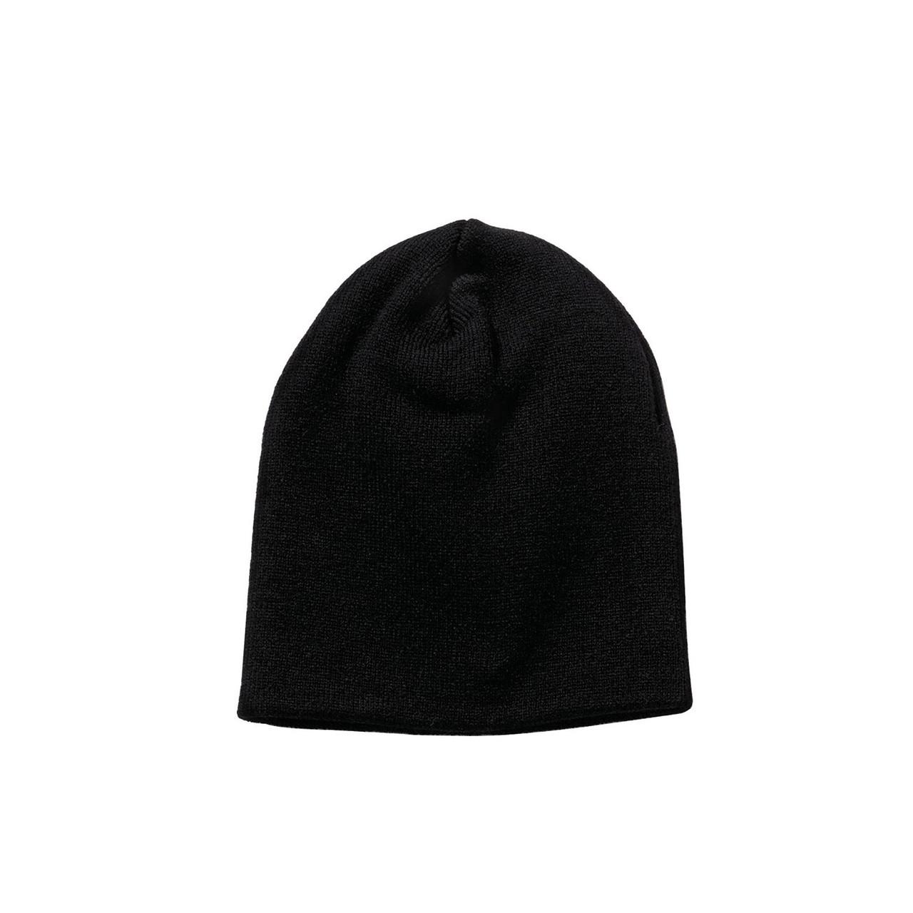 7d42137d38e5ec Shop Deluxe Black Skull Caps - Fatigues Army Navy Gear