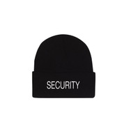 Embroidered Security Watch Cap - View