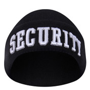 Deluxe Embroidered Security Watch Cap - View