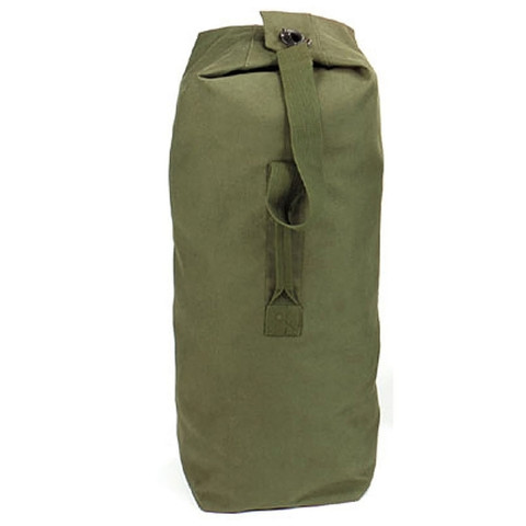 """O.D. 36"""" Heavy Canvas Small Top Load Duffle Bag - View"""