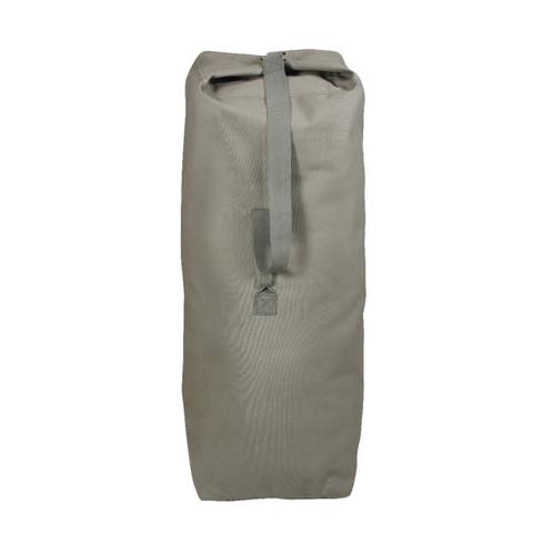 Foliage Green Heavyweight Top Load Duffle Bags - View