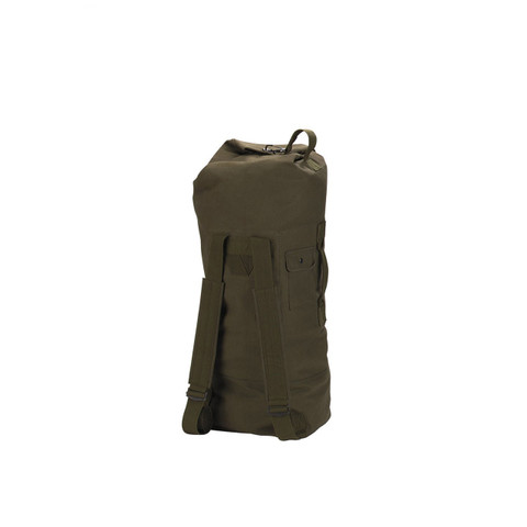 G.I.Style Canvas Backpack Duffle Bag - View
