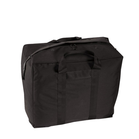 Military Enhanced Nylon Black Aviators Kit Bags - View