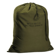 G.I. Type O.D. Canvas Barracks Bag - View
