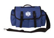 Blue EMT Medical Response Bag