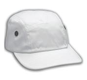 Adventure White Street Cap
