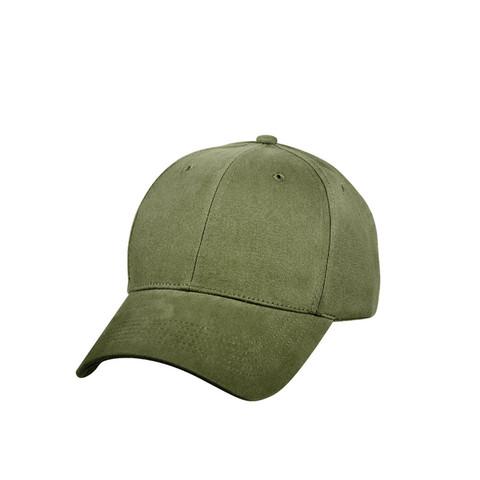 Olive Drab Supreme Low Profile Cap-View