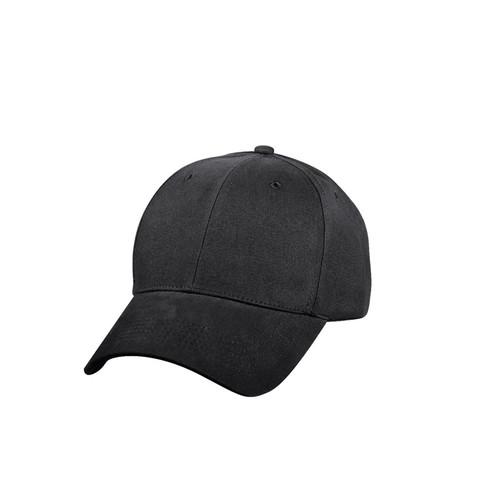 Black Supreme Low Profile Cap-View
