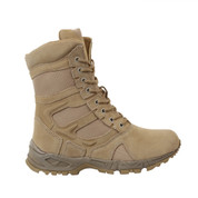 Desert Deployment Boots - Right Side View