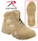 Forced Entry 6 inch Desert Tan Deployment Boot - Combo View