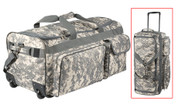 Army Digital Expedition Wheeled Travel Bag - Double View