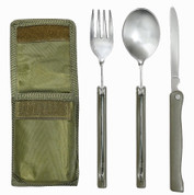 Campers Chow Kit w/Pouch - View