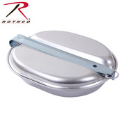 GI Aluminum Mess Kit - Rothco View