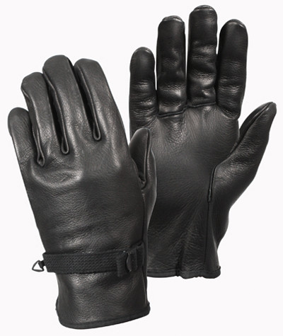 Shop D-3A Military Black Leather Gloves - Fatigues Army Navy 5e27f09838