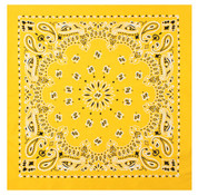 Yellow Trainman Bandana