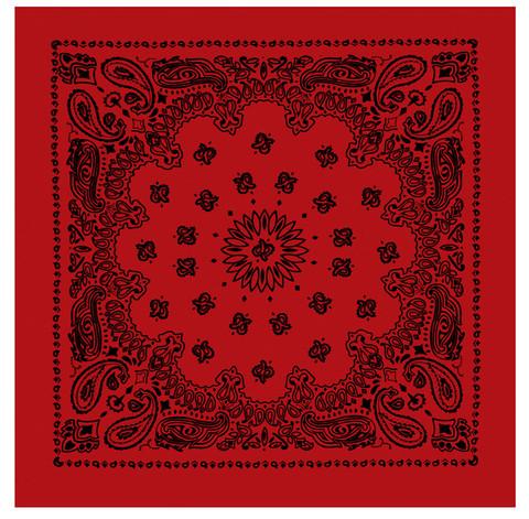 Red/Black Trainman Print