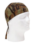 Tiger Stripe Camo Head Wraps
