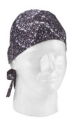 Black Trainman Head Wraps