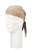Khaki Head Wraps