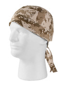 Desert Digital Camo Head Wrap
