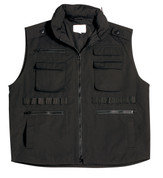 Kids SWAT Black Ranger Vest - View