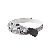 Kids Urban Camo Web Belts - View
