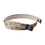 Kids Desert Digital Camo Belts - View