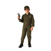 Kids Army Flight Suit - View