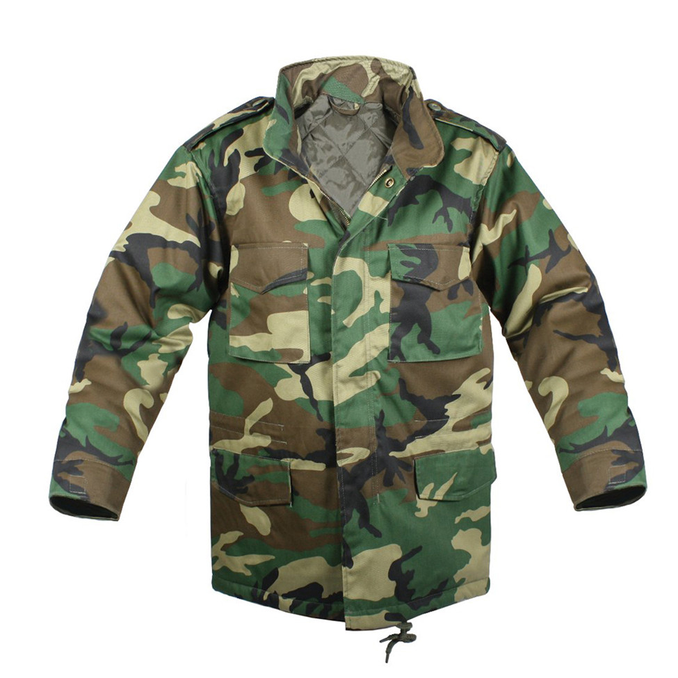 Shop Kids Camo M-65 Field Jackets - Fatigues Army Navy Gear ab81ca5bfcc