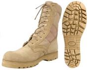 Kids Marine Style Desert Boot - Full View