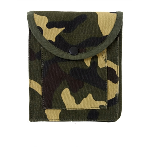 Kids Camo Gear Utility Pouches - View