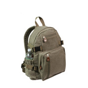 Kids Gear Vintage Little Earth Backpack - Front View