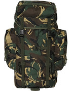 Kids Camo Army Little Troopers Backpack - Image View