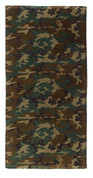 Kids Camo Beach Towels - View
